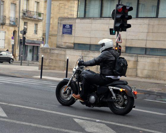 Les motards, fous du guidon ?