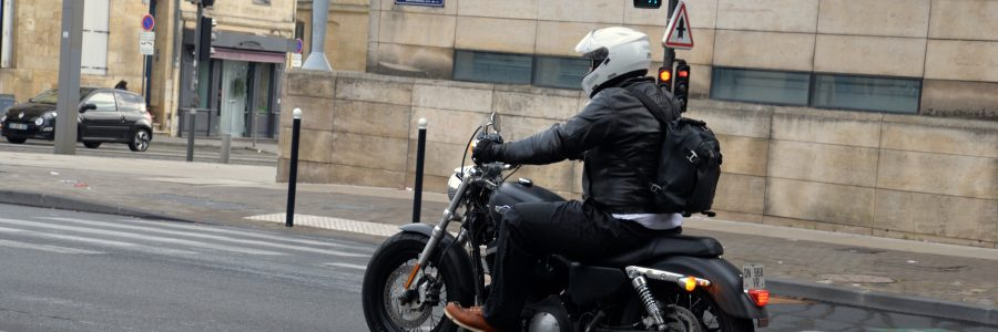 Les motards, fous du guidon ?